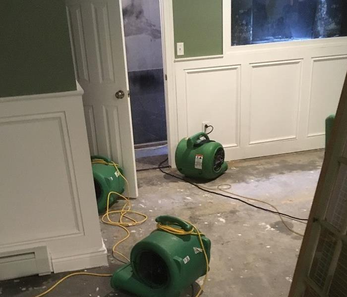 Storms and Heavy Rain lead to Indoor Water Damage After