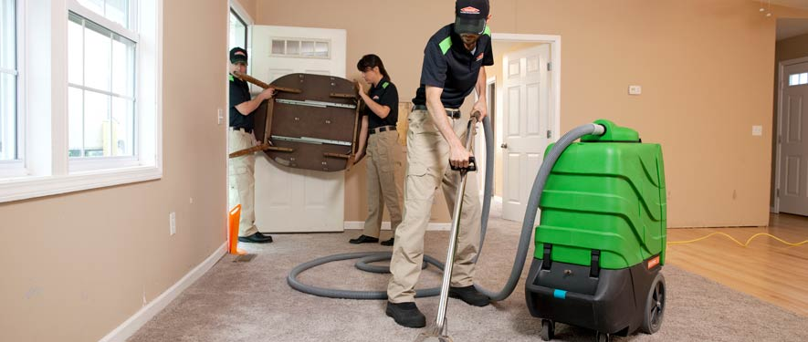 Nanuet, NY residential restoration cleaning